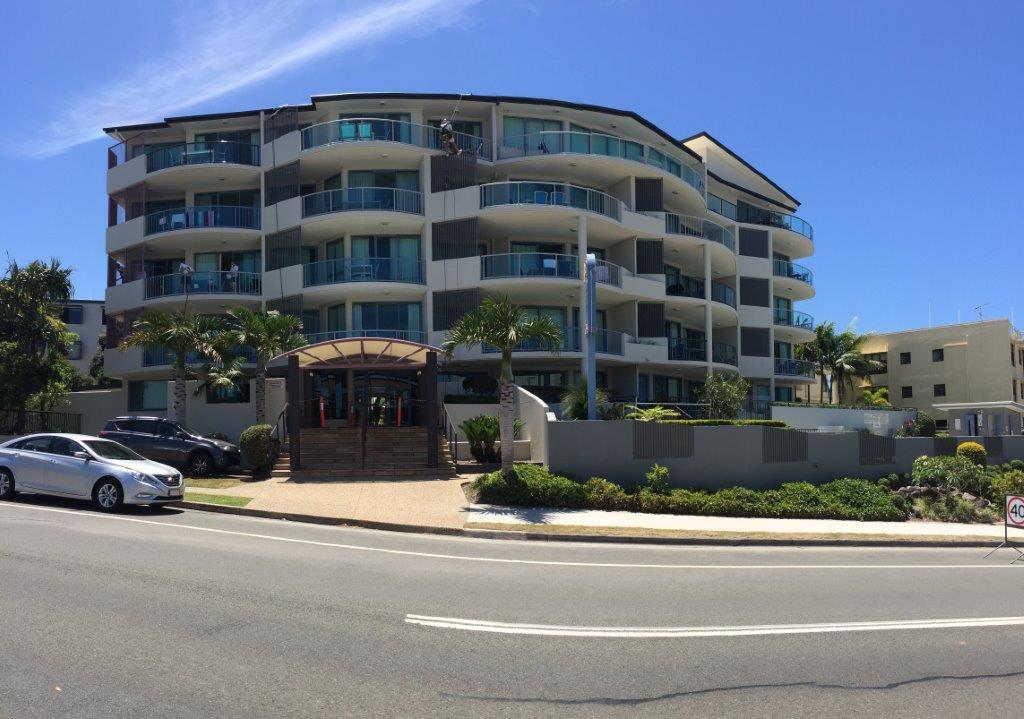 Sunshine Coast Apartment painting