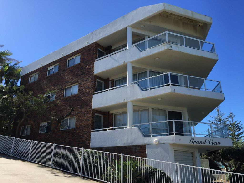 Grand View apartments